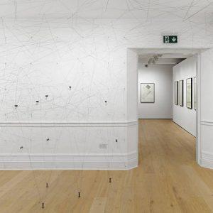 Gustavo Pérez Monzón: Rosa De Cancio @Richard Saltoun, London  - GalleriesNow.net