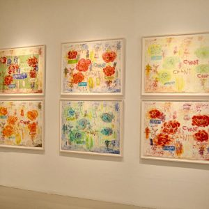 Joan Snyder: Six Chants and One Altar @Anders Wahlstedt Fine Art, New York  - GalleriesNow.net