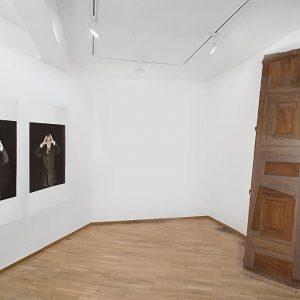 Jorge Molder - José Pedro Croft - Étienne Martin - Michel Boulanger - Marthe Wéry - Jean Degottex @Galerie Bernard Bouche, Paris  - GalleriesNow.net