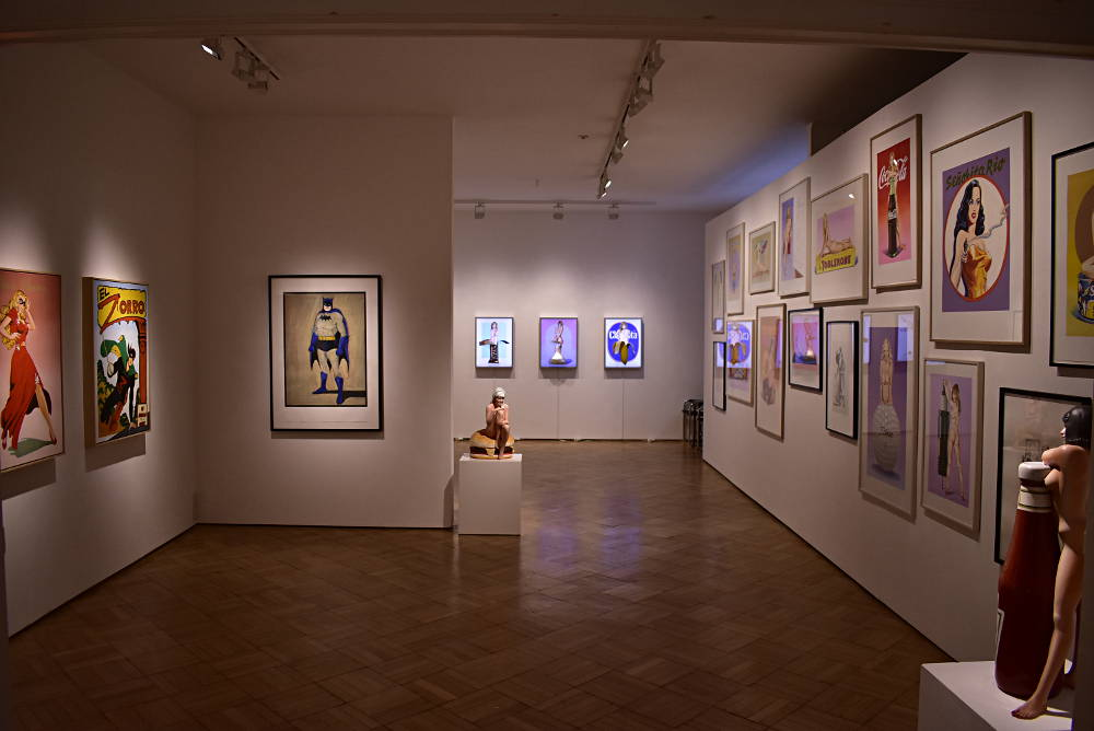 Galerie Ernst Hilger In Memory of Mel Ramos 1