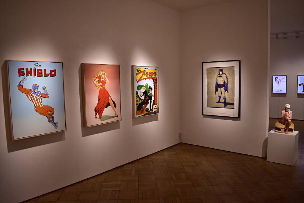 Galerie Ernst Hilger In Memory of Mel Ramos 2