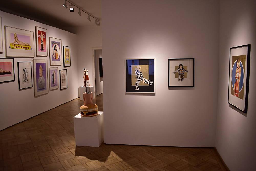 Galerie Ernst Hilger In Memory of Mel Ramos 3