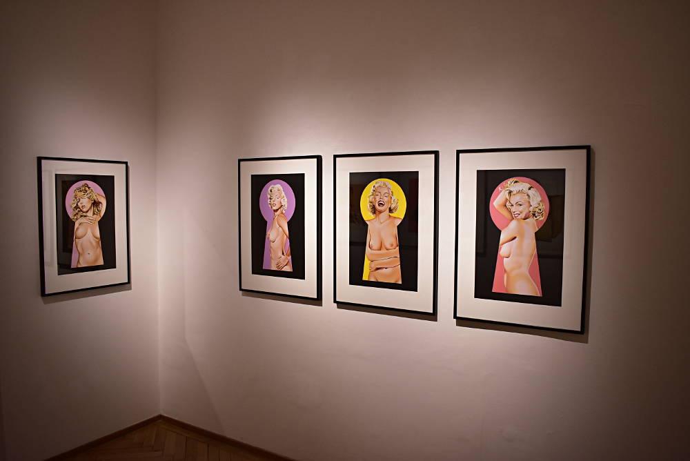 Galerie Ernst Hilger In Memory of Mel Ramos 6