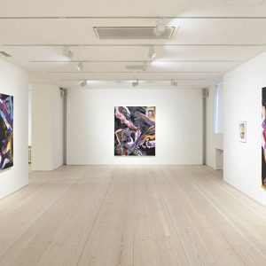 Adam Saks: Infinite Voyage @Galerie Forsblom, Helsinki  - GalleriesNow.net
