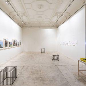 Lois Weinberger: Die Rückseite der Landschaft @Galerie Krinzinger, Vienna  - GalleriesNow.net