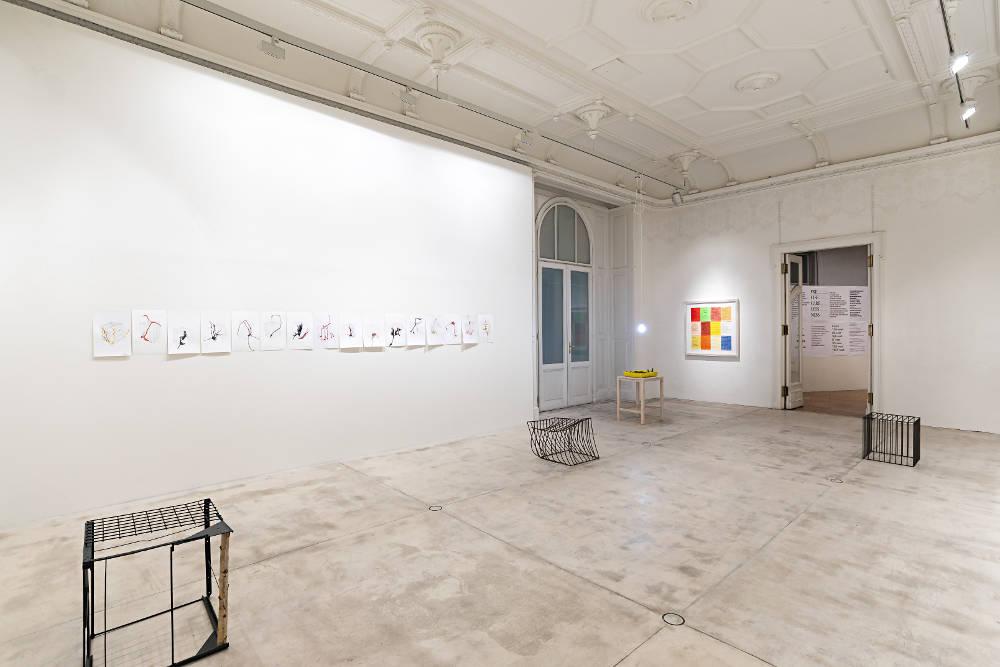 Galerie Krinzinger Lois Weinberger 3