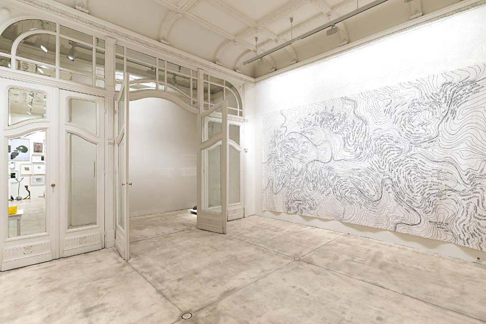 Galerie Krinzinger Lois Weinberger 4