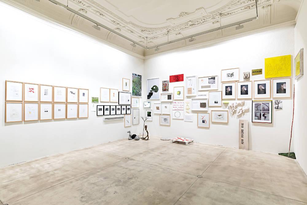 Galerie Krinzinger Lois Weinberger 5