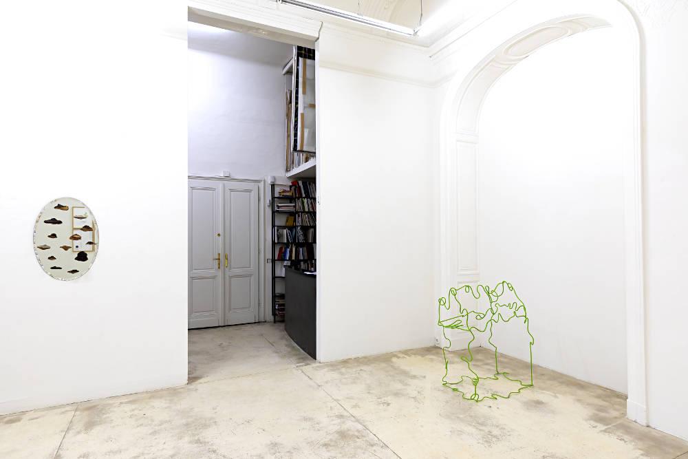 Galerie Krinzinger Lois Weinberger 7