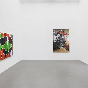 Sarah Morris: Your Words Become Mine @Galerie Meyer Kainer, Vienna  - GalleriesNow.net