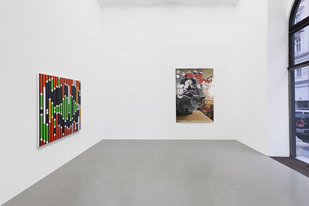 Galerie Meyer Kainer Sarah Morris 1