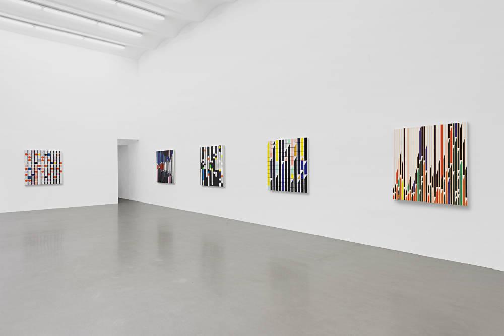 Galerie Meyer Kainer Sarah Morris 2