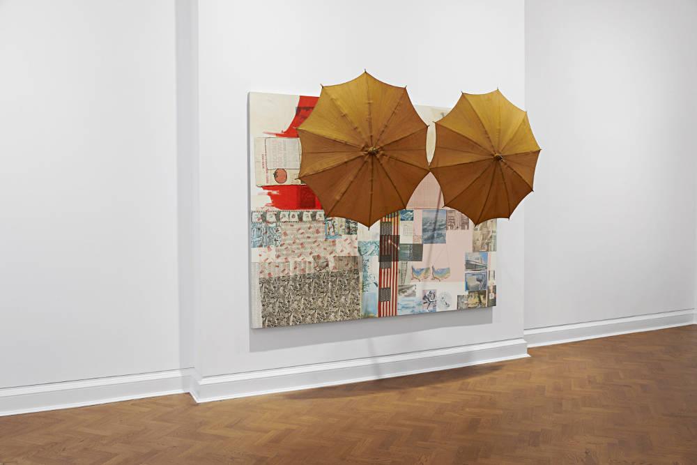 Galerie Thaddaeus Ropac London Robert Rauschenberg 2