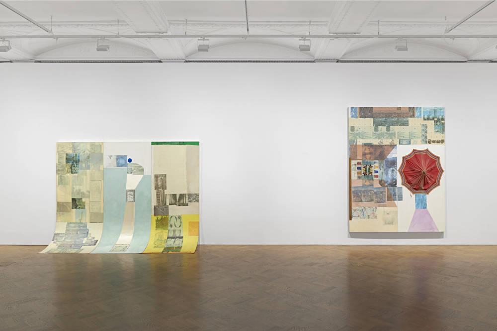 Galerie Thaddaeus Ropac London Robert Rauschenberg 3