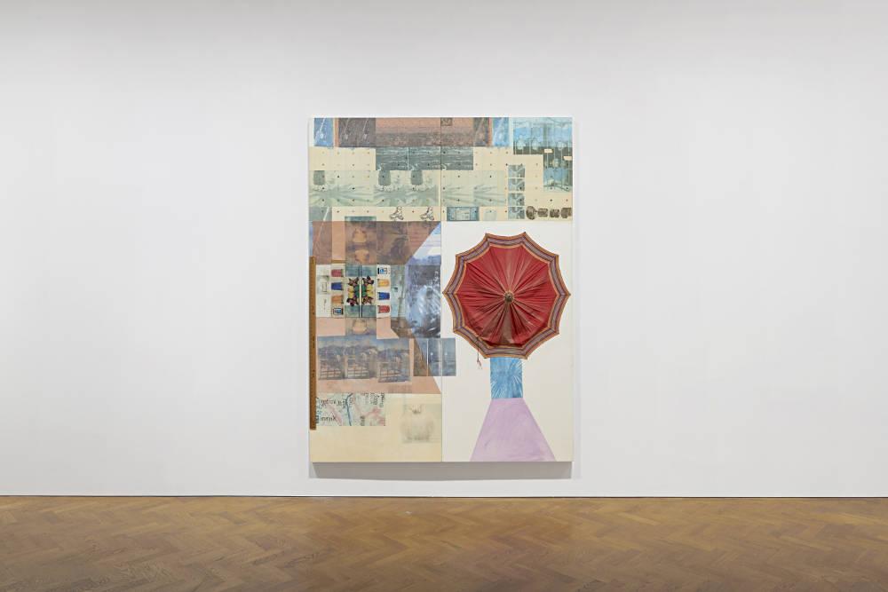 Galerie Thaddaeus Ropac London Robert Rauschenberg 4