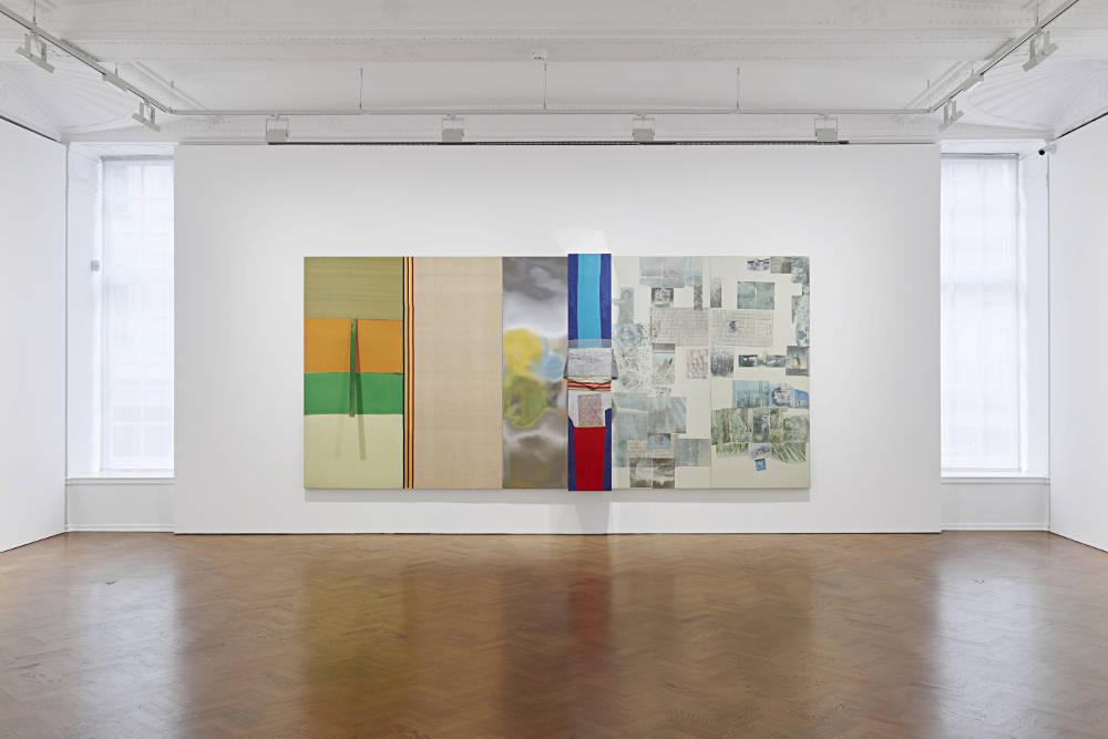 Galerie Thaddaeus Ropac London Robert Rauschenberg 5