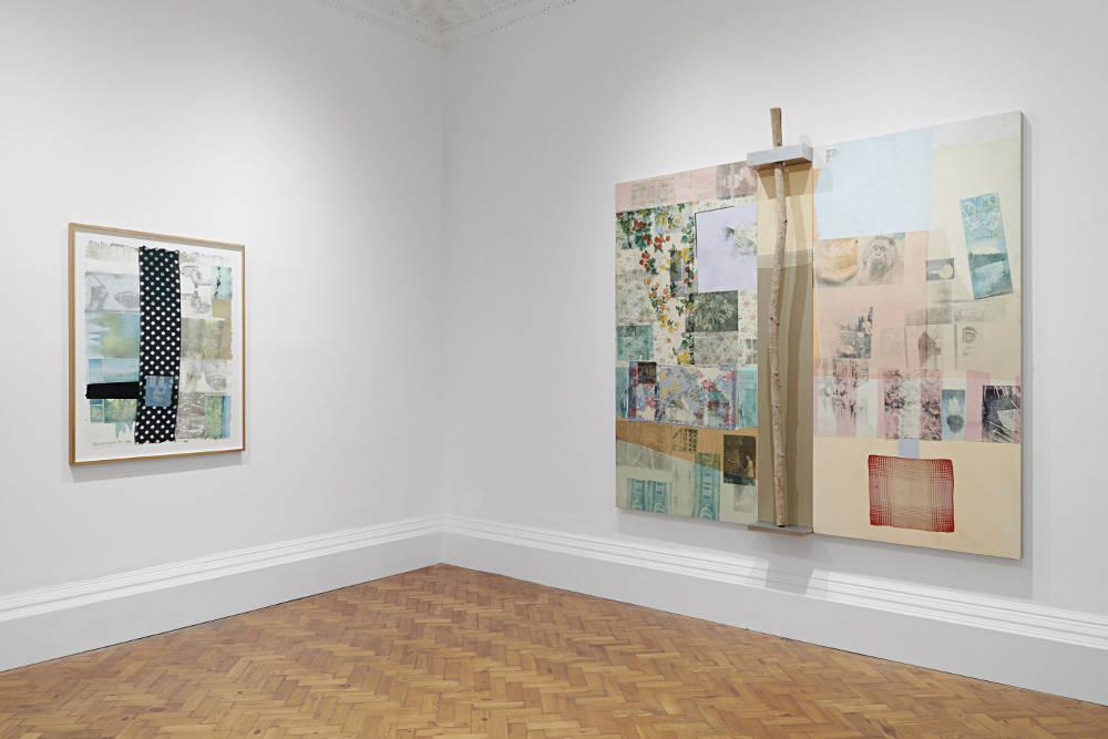 Galerie Thaddaeus Ropac London Robert Rauschenberg 6