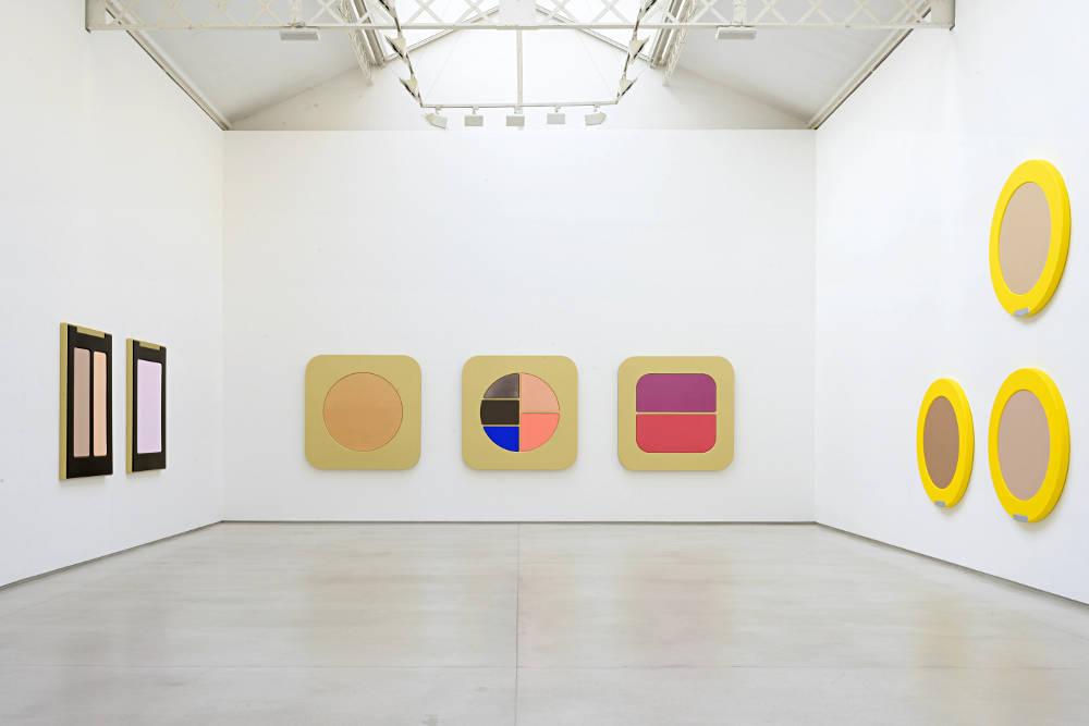 Galerie Thaddaeus Ropac Marais Sylvie Fleury 1