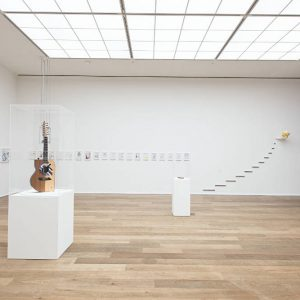 Martin Creed: Toast @Hauser & Wirth Savile Row, London  - GalleriesNow.net