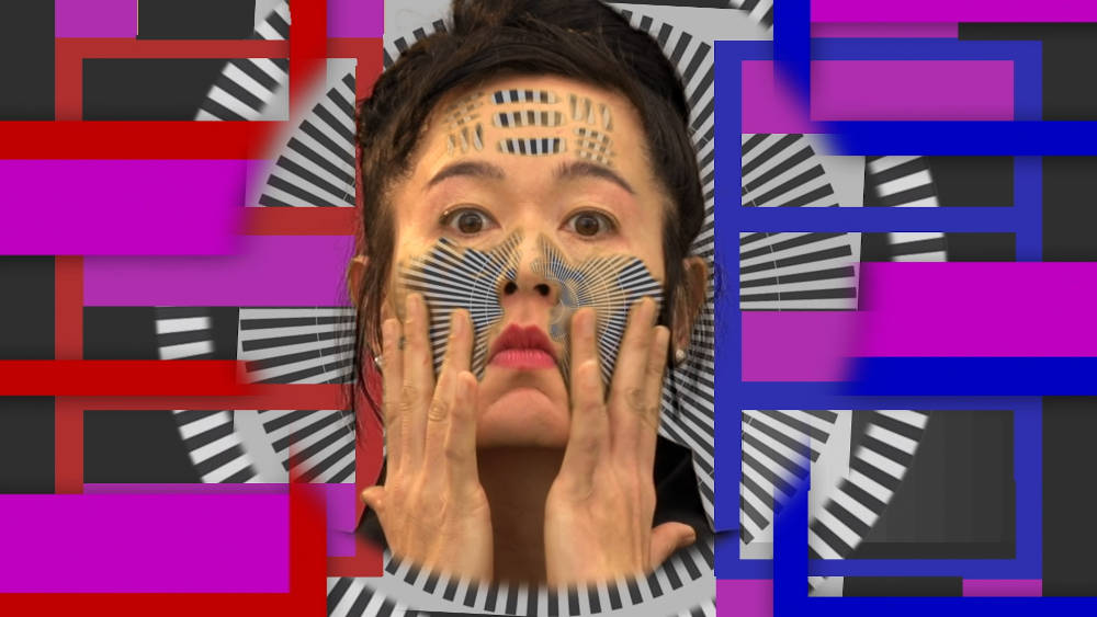 Hito Steyerl, How Not to Be Seen: A Fucking Didactic Educational .MOV File, 2013 (still), HD video, 15 minutes 52 seconds, colour, sound. Image CC 4.0 Hito Steyerl, courtesy of the Artist and Andrew Kreps Gallery, New York