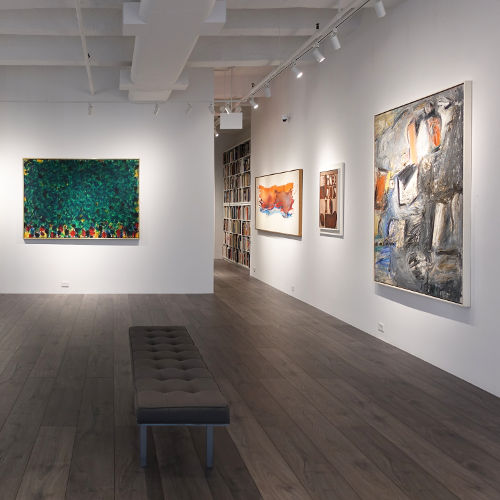 Hollis Taggart, New York  - GalleriesNow.net