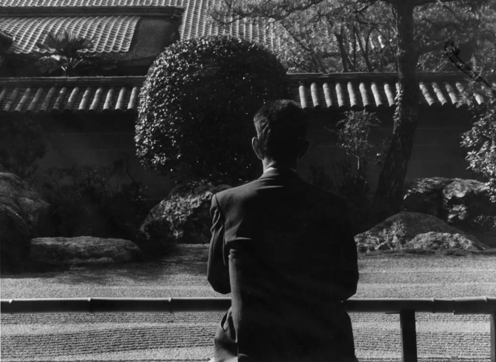 John Cage Ryoanji Zen Garden