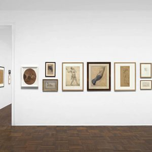 Pierre Puvis de Chavannes: Works on Paper and Paintings @Michael Werner, Upper East Side, New York  - GalleriesNow.net