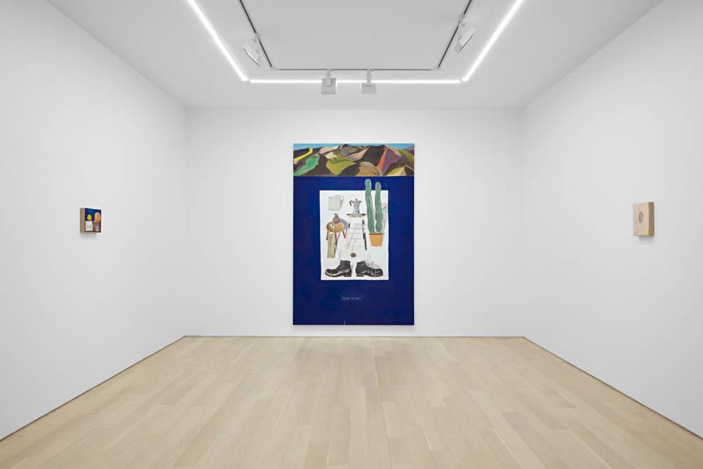 Almine Rech Gallery New York Michael Hilsman 5
