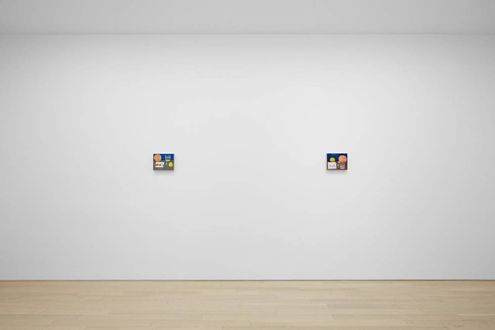 Almine Rech Gallery New York Michael Hilsman 6