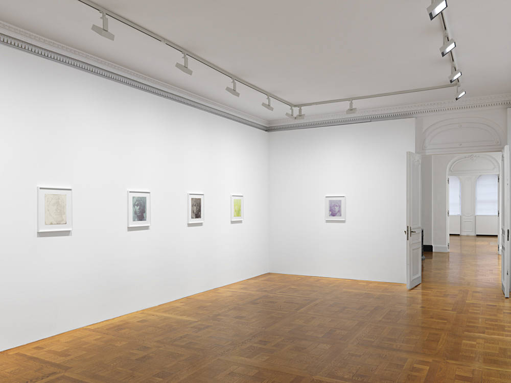 David Zwirner East 69th St James Welling 5
