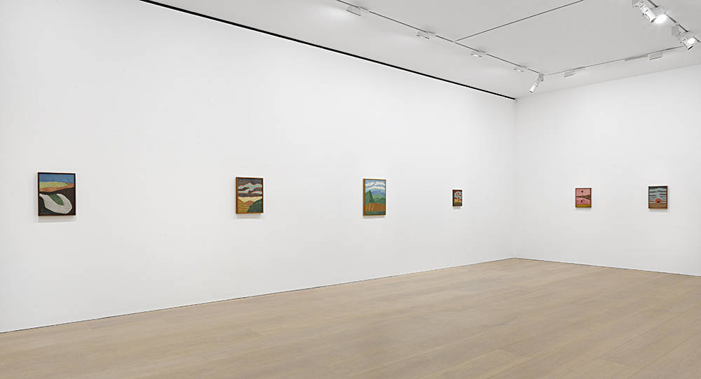 David Zwirner London Amadeo Luciano Lorenzato 3