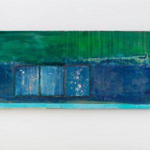 Frank Bowling: Recent Paintings @Hales, London  - GalleriesNow.net