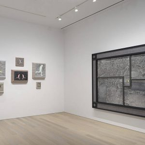 Richard Artschwager: Primary Sources @Gagosian Madison Avenue, New York  - GalleriesNow.net