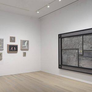 Richard Artschwager: Primary Sources @Gagosian Madison Avenue, New York  - GalleriesNow.net