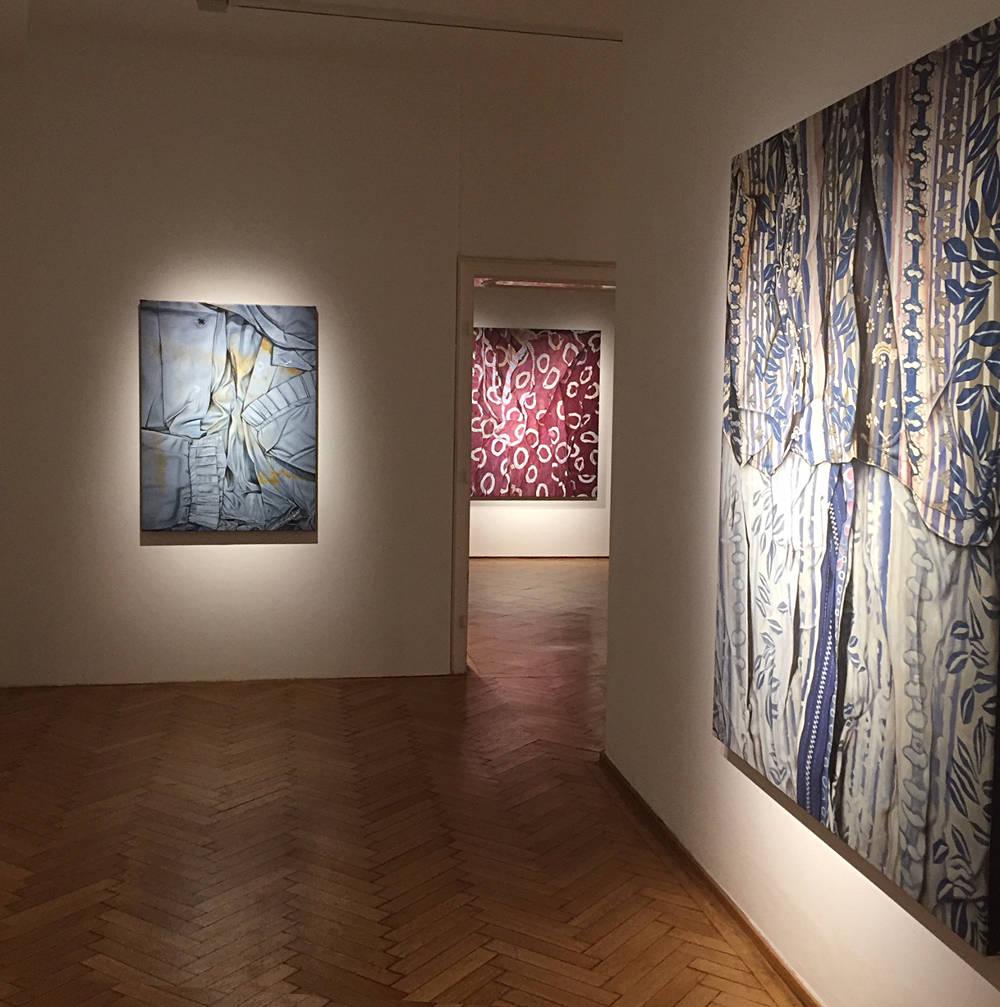 Galerie Ernst Hilger Marina Cruz 1