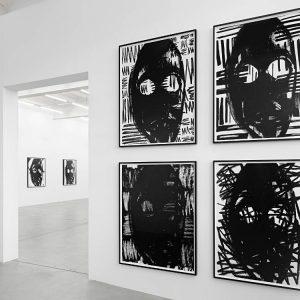NO THING: Pope.L, Adam Pendleton @Galerie Eva Presenhuber, Zürich  - GalleriesNow.net