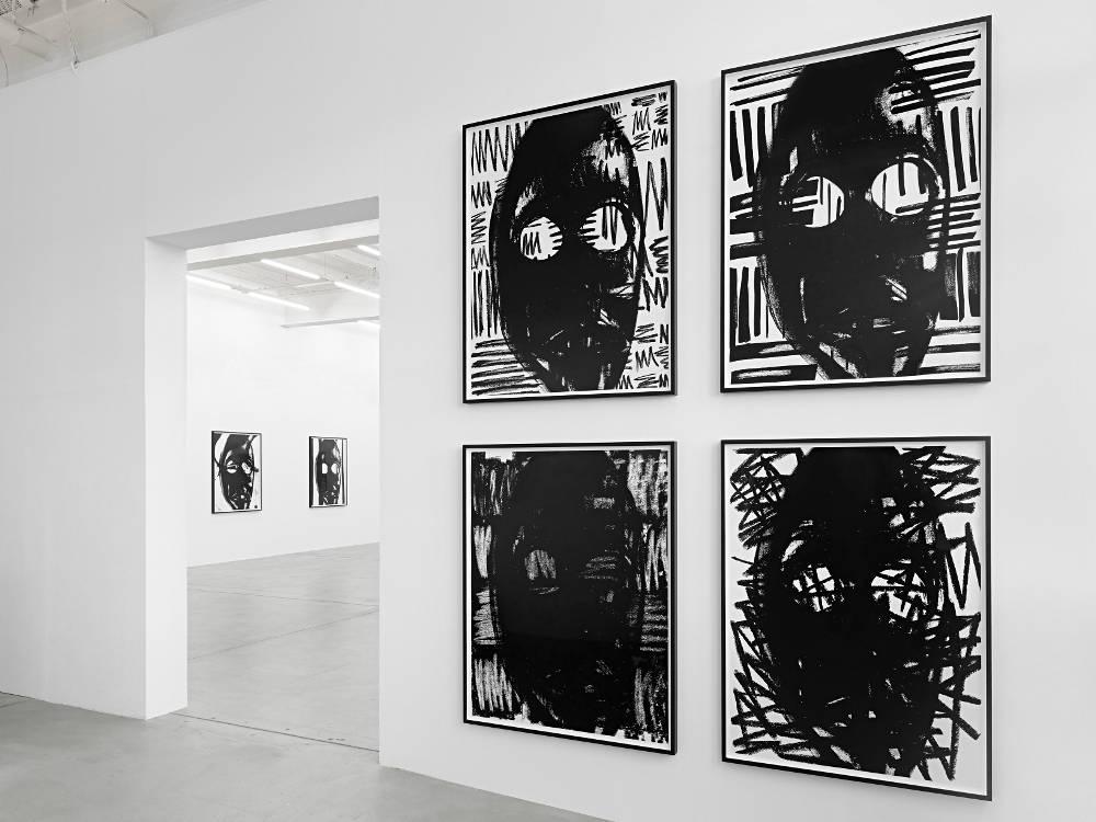 Galerie Eva Presenhuber NO THING Pope L Adam Pendleton 1