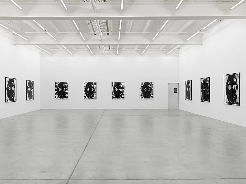 Galerie Eva Presenhuber NO THING Pope L Adam Pendleton 3