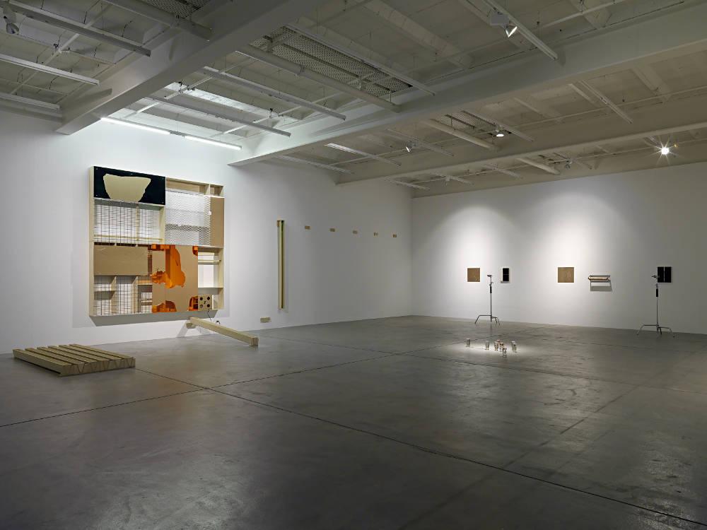 Galerie Eva Presenhuber NO THING Pope L Adam Pendleton 5