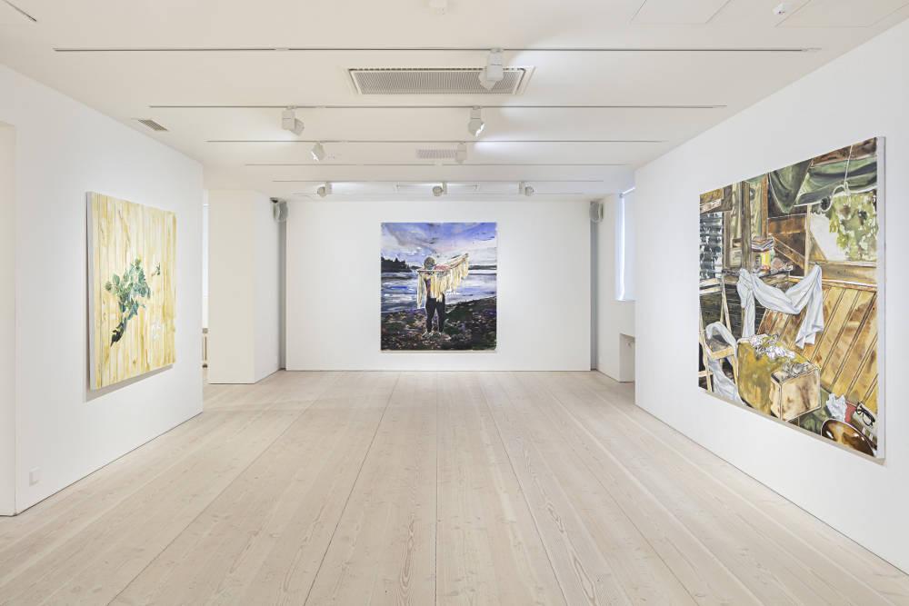 Galerie Forsblom Leena Nio 2018 1