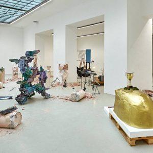 Karl Karner: affus @Galerie Lisa Kandlhofer, Vienna  - GalleriesNow.net