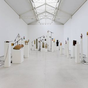 Oliver Beer: Household Gods @Galerie Thaddaeus Ropac, Marais, Paris  - GalleriesNow.net