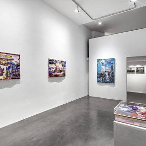 Davide Bramante: Unpublished and ideals @Galleria Anna Marra, Rome  - GalleriesNow.net