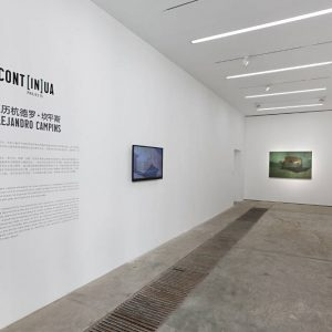 Cont[IN]ua projects: Alejandro Campins @Galleria Continua Beijing, Beijing  - GalleriesNow.net