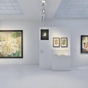 Matta / Duchamp @Galerie Gmurzynska Zürich, Talstrasse, Zürich  - GalleriesNow.net
