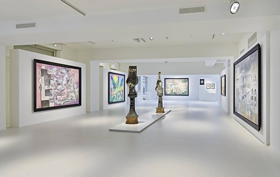 Gmurzynska Matta Duchamp 2