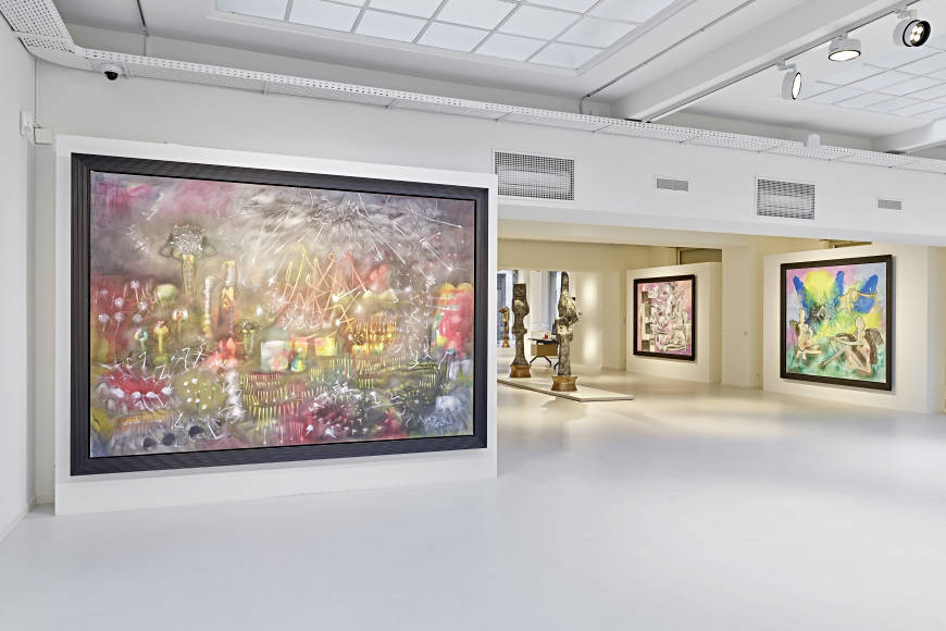 Gmurzynska Matta Duchamp 3