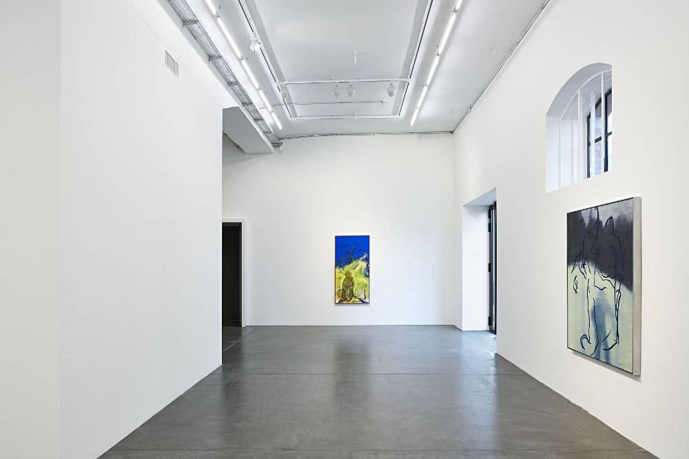 Rita Ackermann: Brother and Sister at Hauser & Wirth
