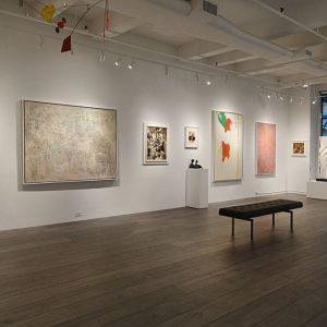 Recent Post-War Acquisitions @Hollis Taggart, New York  - GalleriesNow.net