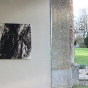 John Hubbard: Black & White paintings @New Art Centre, Salisbury  - GalleriesNow.net